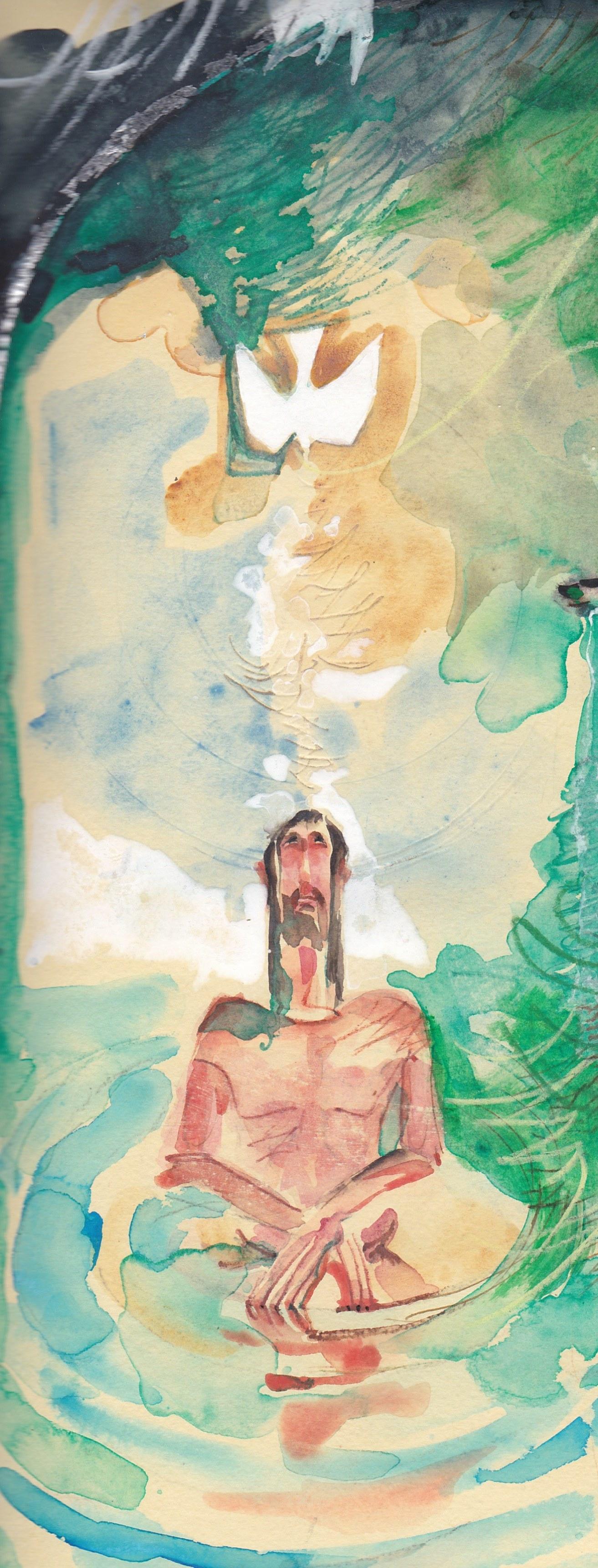 Manifestazione N 2 Il Battesimo Di Gesu Gianni Di Lena